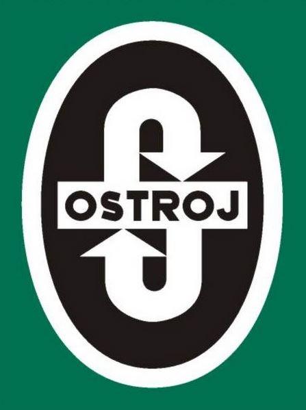 OSTROJ - logo